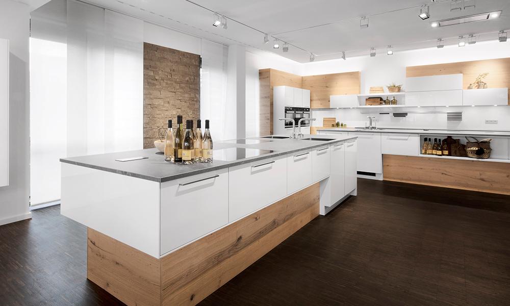 Modern kitchen india